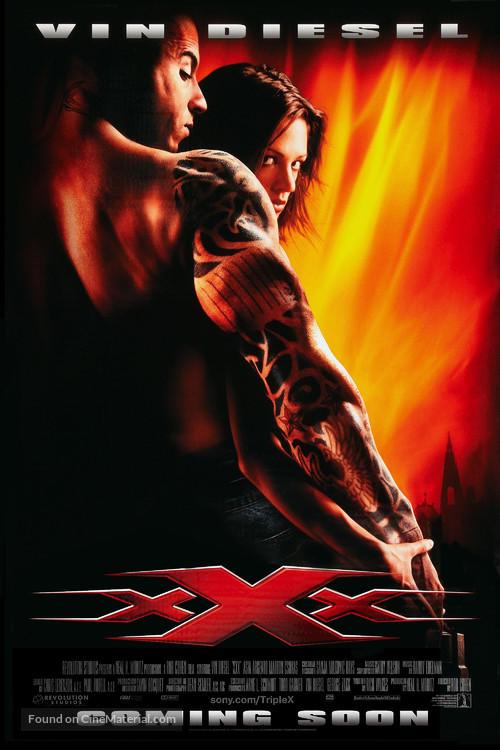 XXX - Movie Poster