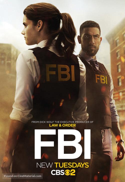 """FBI"" - Movie Poster"