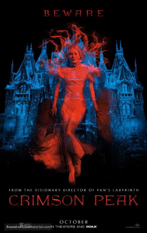 Crimson Peak - Movie Poster