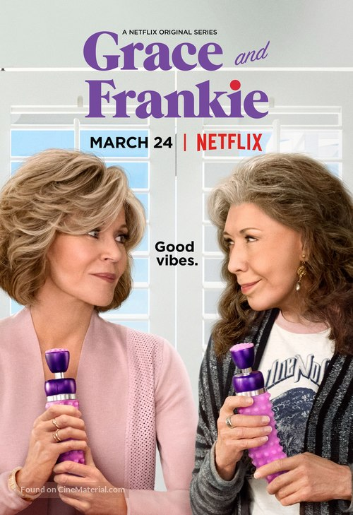 """""""Grace and Frankie"""" - Movie Poster"""