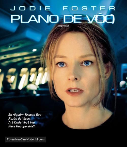Flightplan 2005 Brazilian Blu Ray Movie Cover