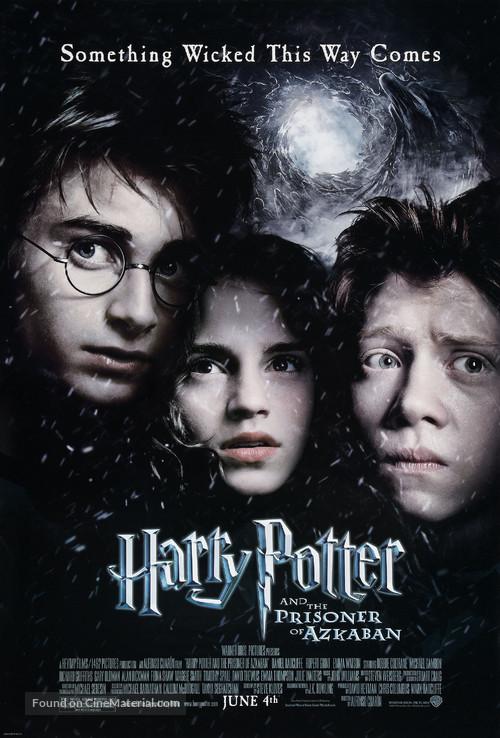 Harry Potter and the Prisoner of Azkaban - Movie Poster