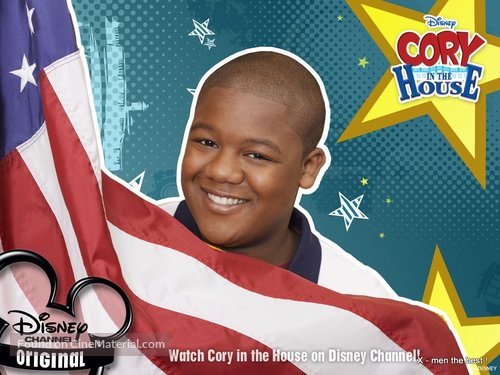 """Cory in the House"" - Movie Poster"