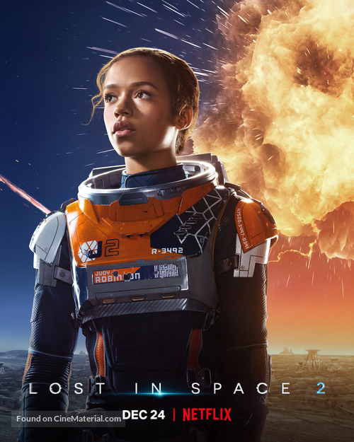 """Lost in Space"" - Movie Poster"
