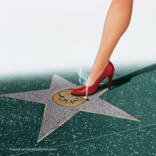 An Alan Smithee Film: Burn Hollywood Burn - Key art