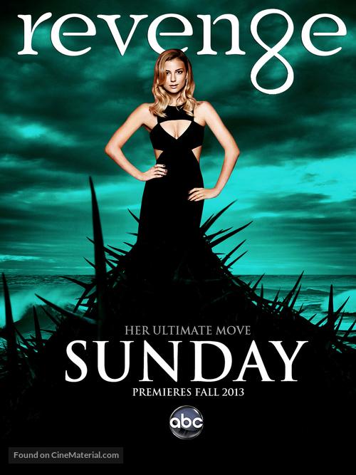 """""""Revenge"""" - Movie Poster"""