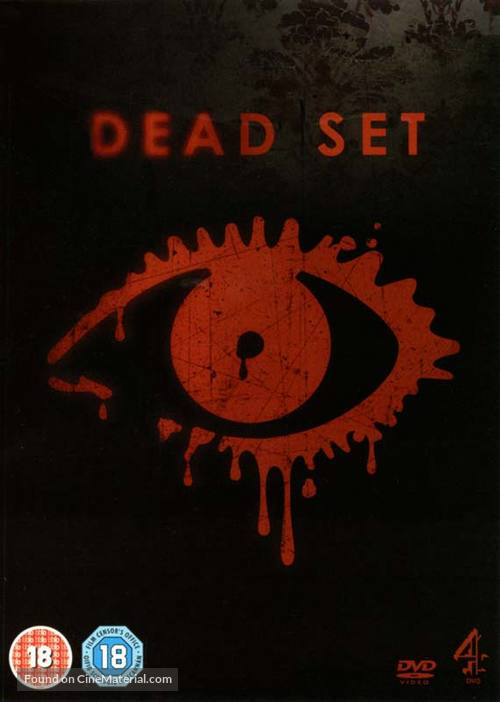 """""""Dead Set"""" - British Movie Cover"""