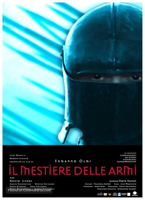 Il mestiere delle armi - Italian Movie Poster