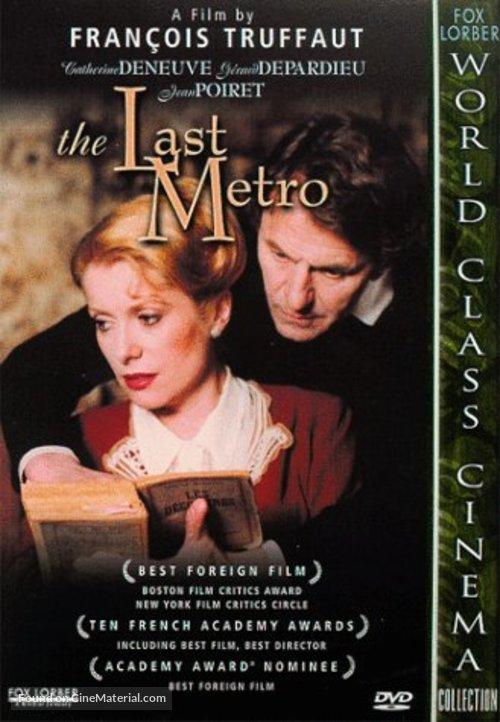 Le dernier métro - Movie Cover