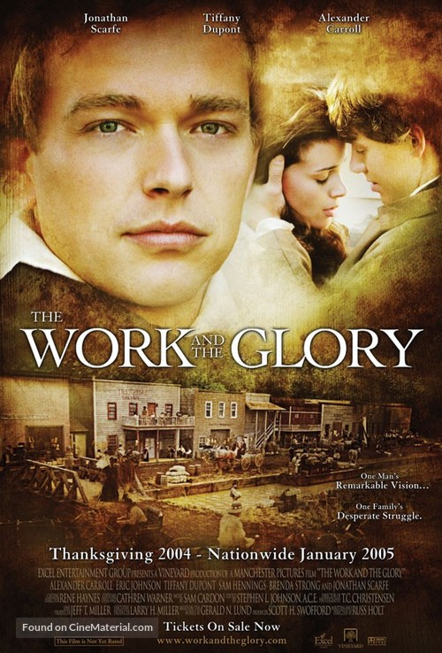 The Work and the Glory - poster