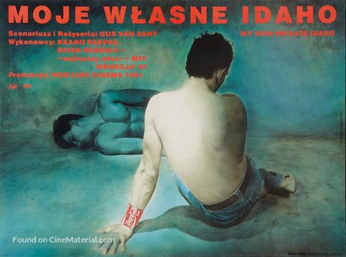 My Own Private Idaho - Polish Movie Poster