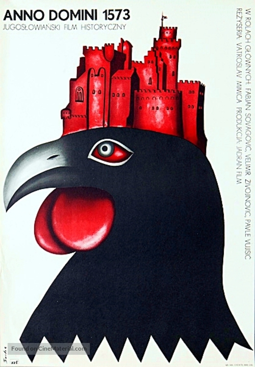 Seljacka buna 1573 - Polish Movie Poster