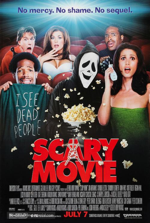 Scary Movie - Movie Poster