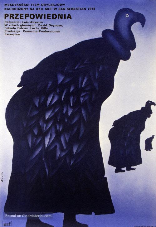 Presagio - Polish Movie Poster