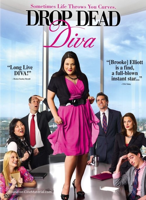 """Drop Dead Diva"" - Movie Cover"