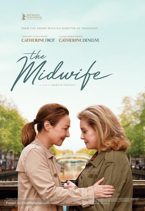 Sage femme - Australian Movie Poster