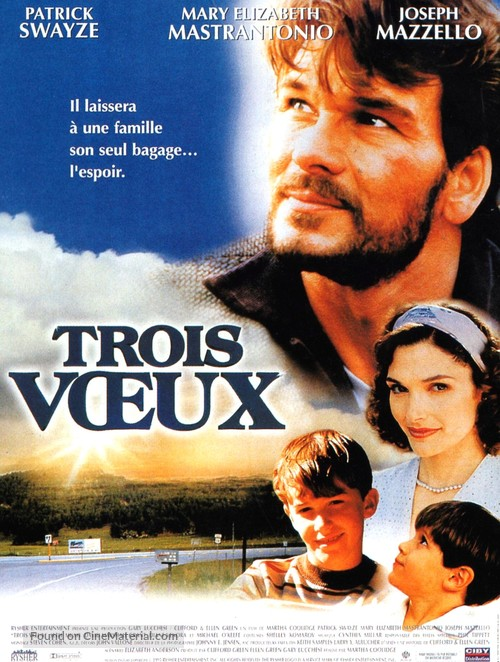 Three Wishes - French Movie Poster