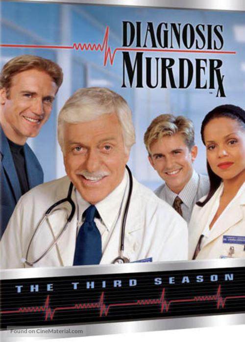 """Diagnosis Murder"" - Movie Cover"