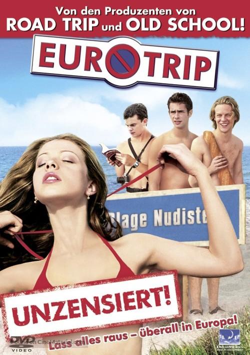 EuroTrip - German Movie Cover