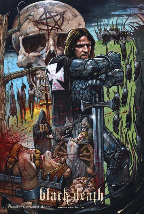 Black Death - British Movie Poster