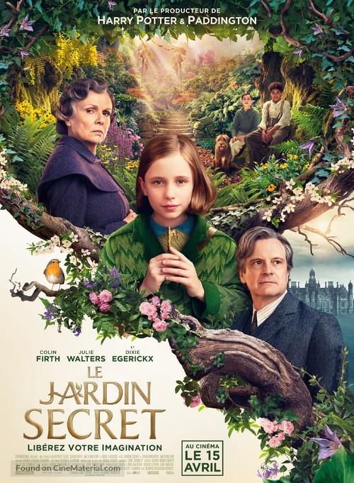 The Secret Garden - French Movie Poster