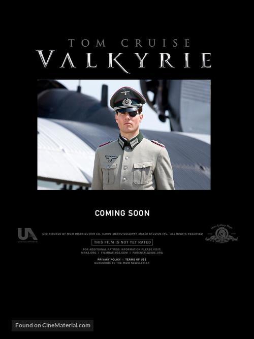 Valkyrie - Movie Poster