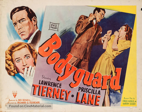 Bodyguard - Movie Poster