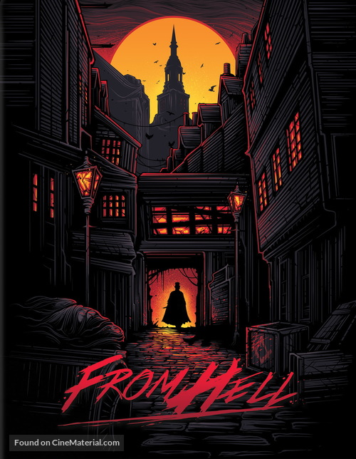 From Hell - poster
