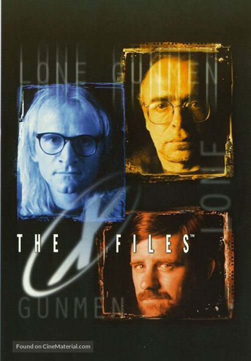 The X Files - DVD movie cover
