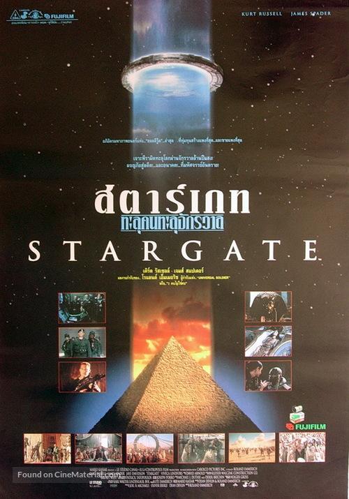 Stargate - Thai Movie Poster