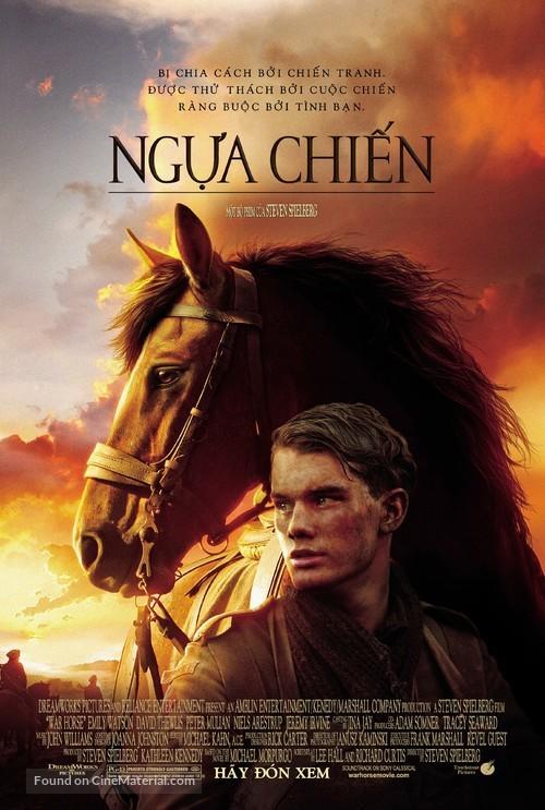 War Horse - Vietnamese Movie Poster