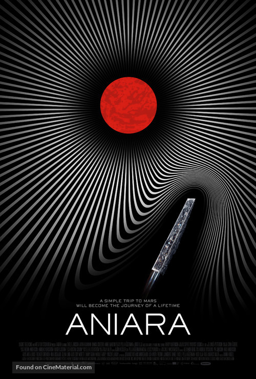 Aniara - Movie Poster