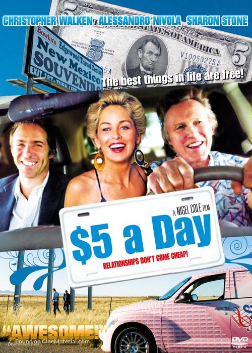 $5 a Day - Singaporean DVD movie cover