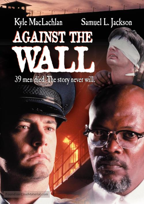 Against The Wall - DVD movie cover