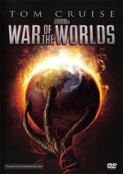 War of the Worlds - Australian Movie Cover