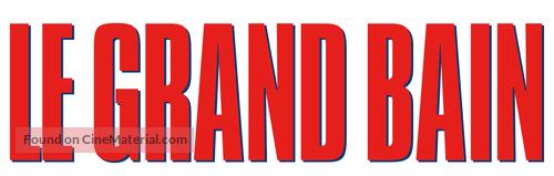Le grand bain - French Logo
