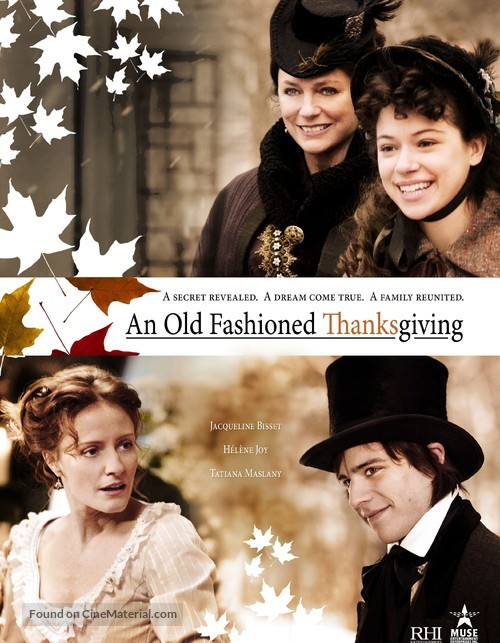 An Old Fashioned Thanksgiving - Movie Poster