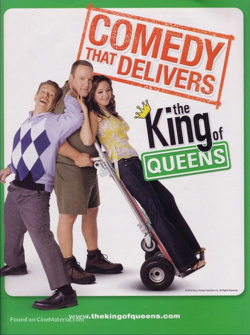 """The King of Queens"" - Movie Poster"