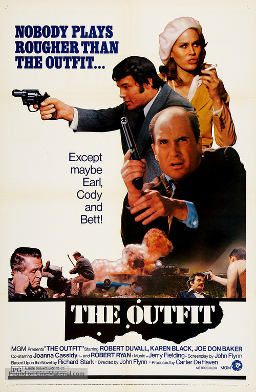 The Outfit - Movie Poster
