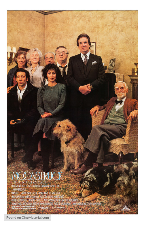 Moonstruck - Movie Poster