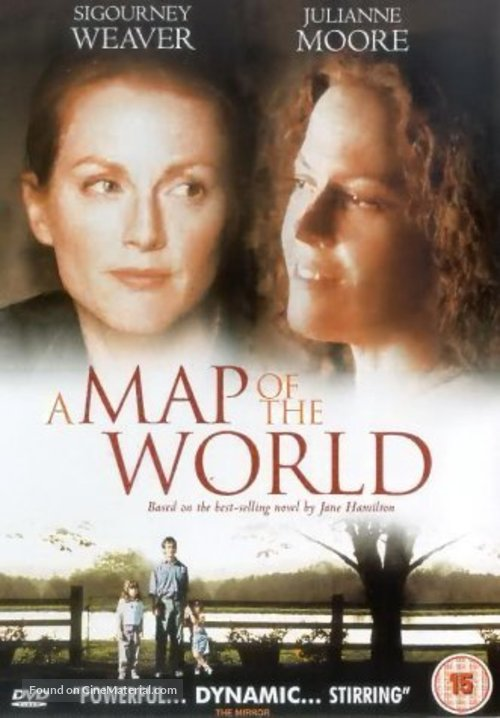 A Map of the World - British poster