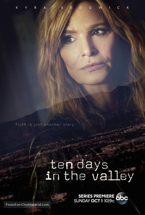 """Ten Days in the Valley"" - Movie Poster"