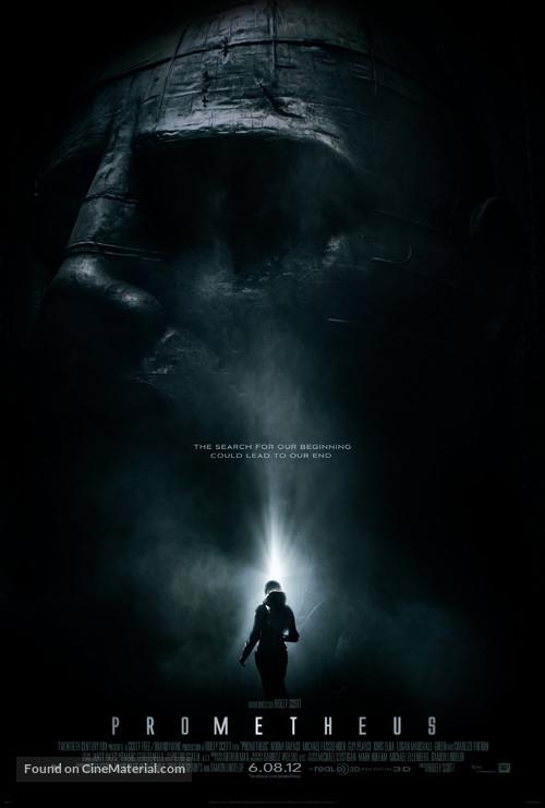 Prometheus - Movie Poster