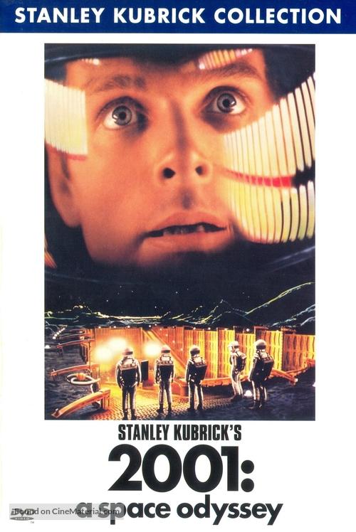 2001: A Space Odyssey - DVD movie cover