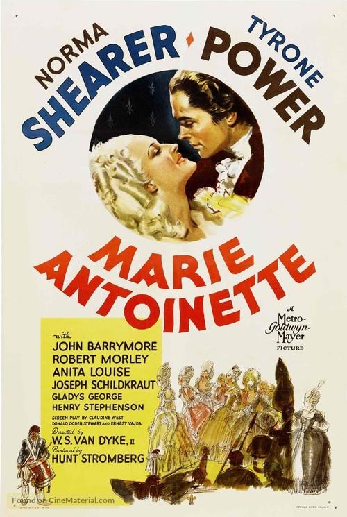 Marie Antoinette - Movie Poster