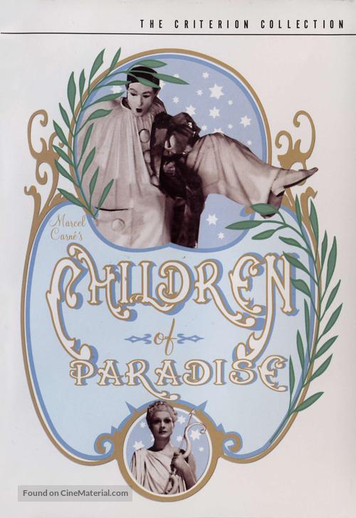 Les enfants du paradis - DVD movie cover