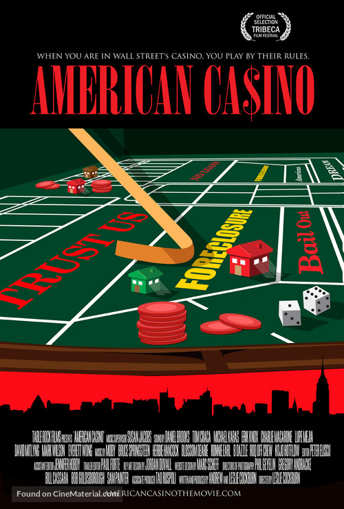 American Casino - Movie Poster