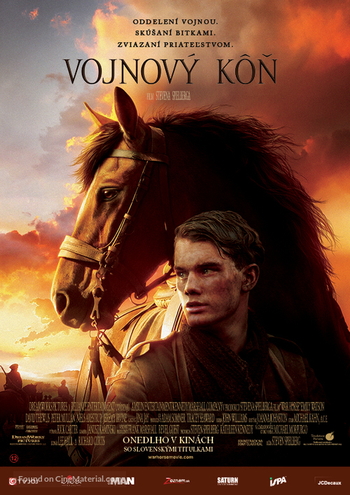 War Horse - Slovak Movie Poster