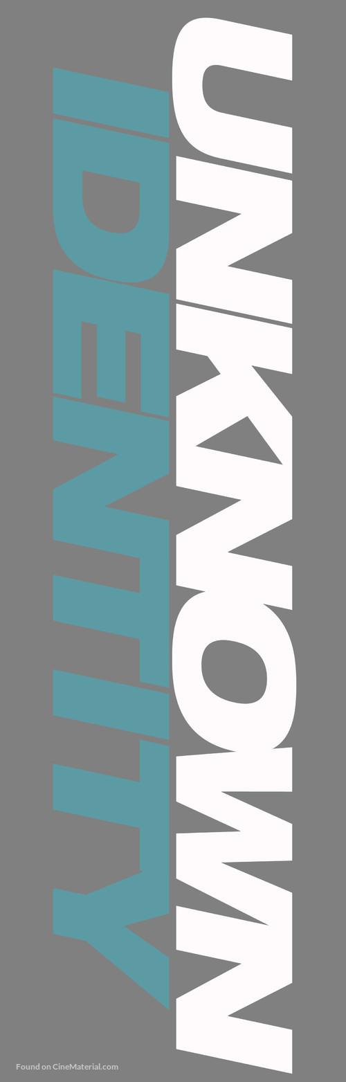 Unknown - German Logo