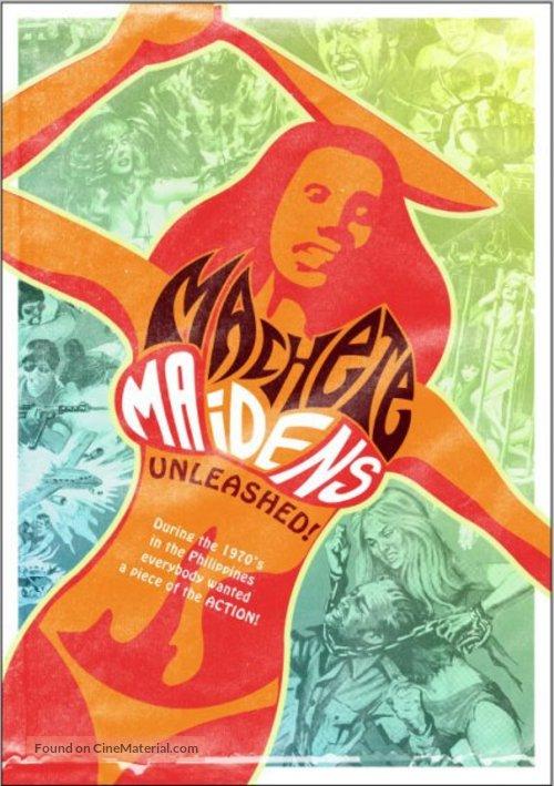 Machete Maidens Unleashed! - Movie Poster